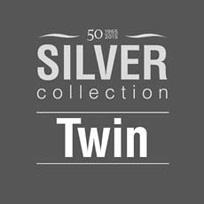 Adria Twin Silver Collection