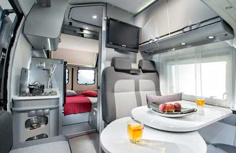Adria Twin 640 SHX in Titan