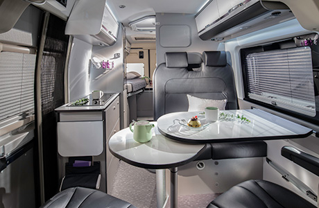 Adria Twin 640 SLX in Titan
