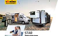 Fahrzeugprospekt REIMO Campingbus Star auf Basis Mercedes Sprinter - PDF Download
