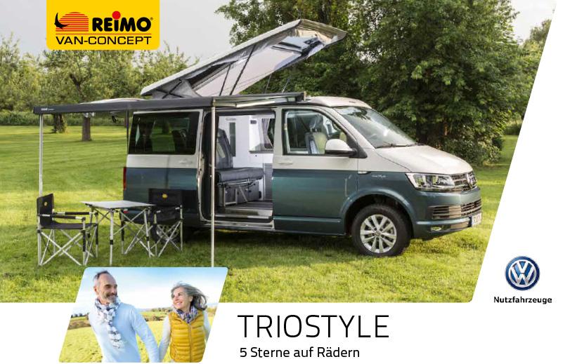 Reimo catalogues browse online in der zubehoerprofi & der van profi 1