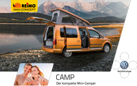 Prospekt Reimo Maxi Camp auf VW Caddy - PDF Download
