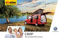 Prospekt Reimo Maxi Camp auf VW Caddy - PDF Download