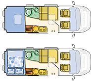 Campingbus Adria Twin 600 SP GiT