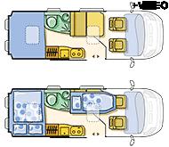 Campingbus Adria Twin 600 SP