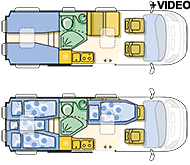 Campingbus Adria Twin 640 SLX
