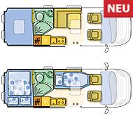 Campingbus Adria Twin 600 SPX