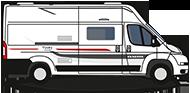 Campingbus Adria Twin 640 SHX