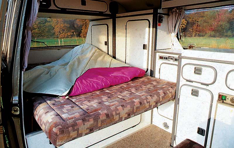Camping Im Vw Bus Unsere Vw T3 Campingbus Ausbauten