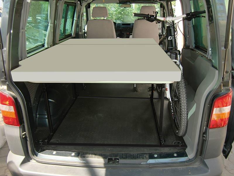 Campingbus Reimo Bike & Surf - Volkswagen Transporter 5