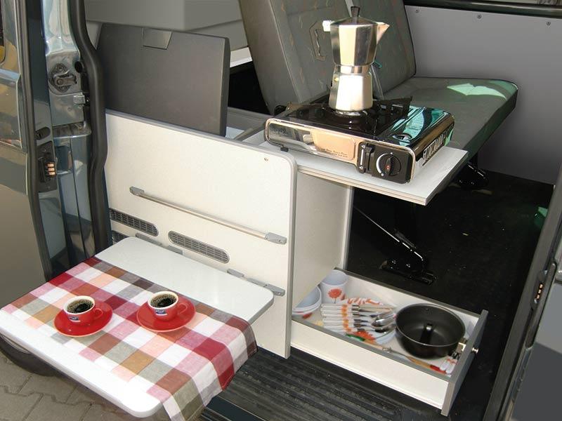 Einbau Küche Vw Bus ~ campingbus reimo bike& surf volkswagen transporter 5