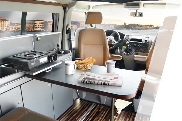 campingbus reimo cityvan auf vw t5 multifunktion in perfektion. Black Bedroom Furniture Sets. Home Design Ideas