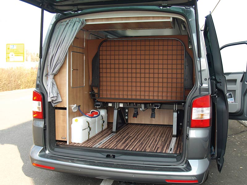 Campingbus Reimo Travelstyle Auf Vw T5 Das Urlaubs Und