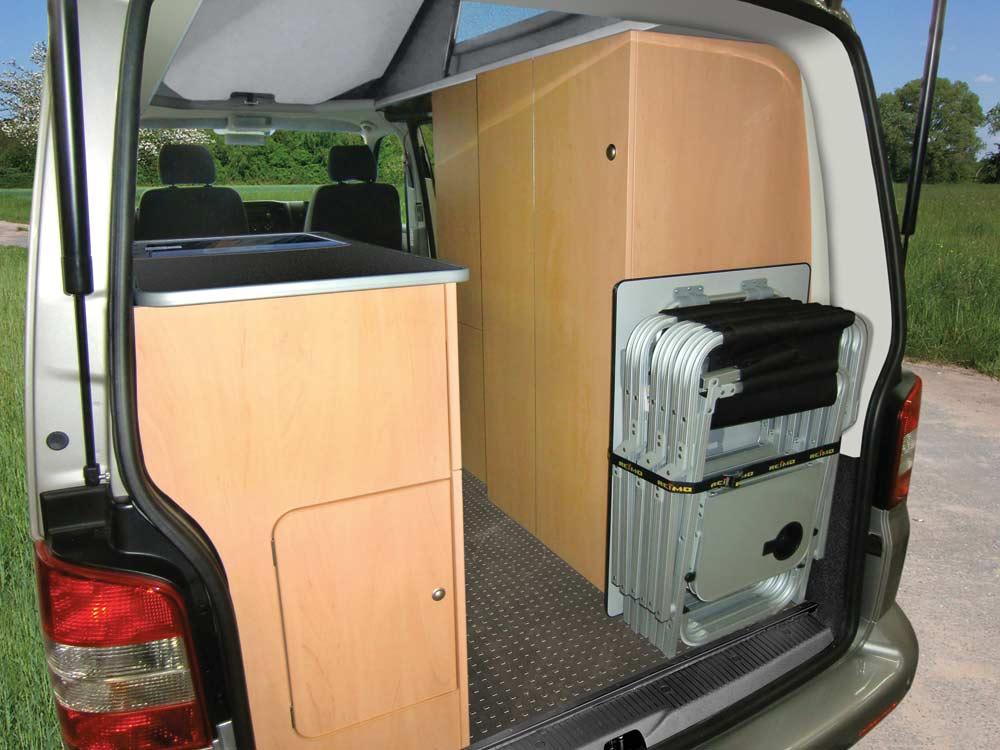 Cabina Bagno Per Camper : Il camper puro con letti singoli e toilet: reimo vw t6 multistyle 2