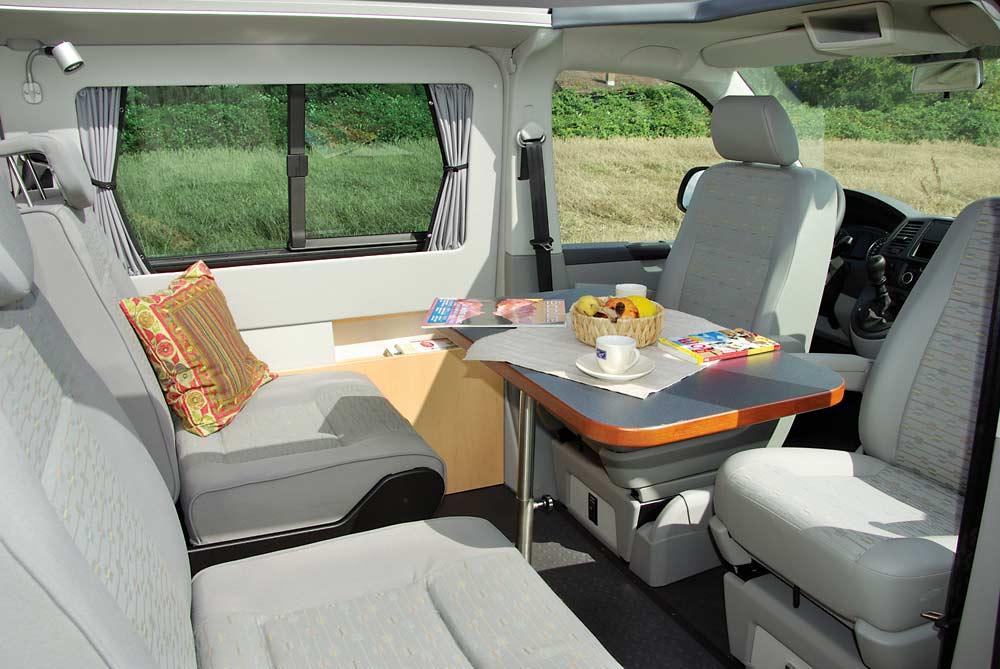 Campingbus Reimo Multistyle Auf Basis Des Neuen Volkswagen