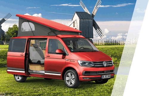 Details zum reimo campingbus multistyle auf vw t6