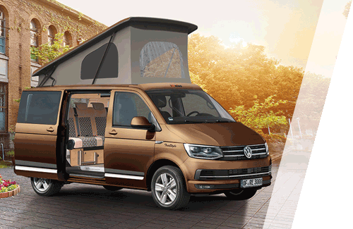 Vw T6 Camper Reimo Campingbusse Auf Basis Des Neuen