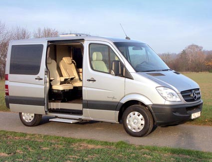 Reimo Mb Sprinter Business Star Compact Das Kompakte