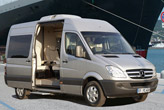 BUSINESS STAR auf MB Sprinter / Volkswagen Crafter