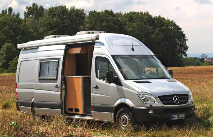 wohnmobil reimo star xl auf mb sprinter oder vw crafter lr. Black Bedroom Furniture Sets. Home Design Ideas