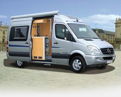 wohnmobil reimo star auf mb sprinter. Black Bedroom Furniture Sets. Home Design Ideas