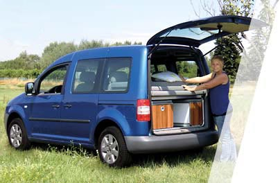 Reimo Minicamper Caddy Active