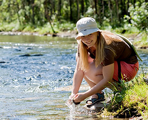 Silberionen trinkwasser camping
