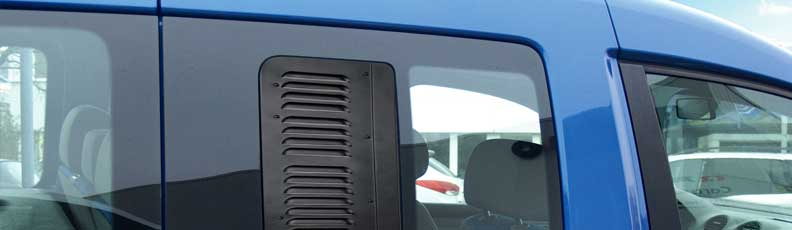 Window Air Vent for Campervans
