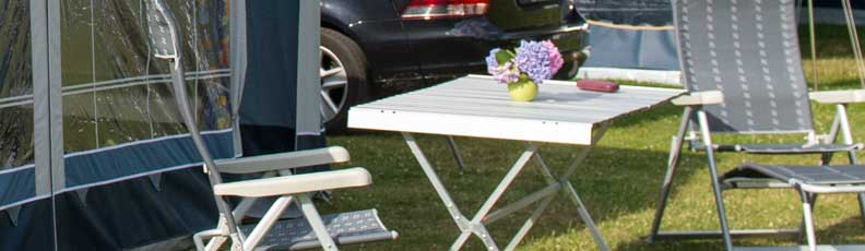 Table Camping Aluminuim, Table enroulable Camping