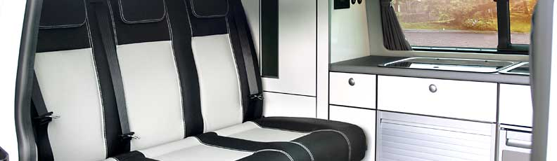 VW T5 And T6 Camper Van Conversions
