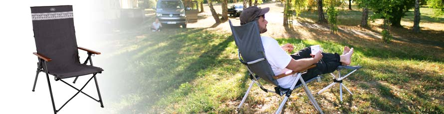 Camping Chairs, Camping Recliners