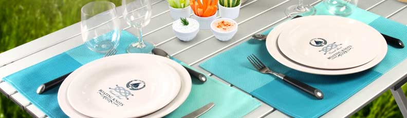 Camping Melamine Tableware Camping Tableware Household Items