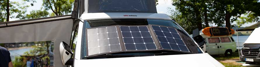 Camping Solar Panels, Foladable Solar Panels