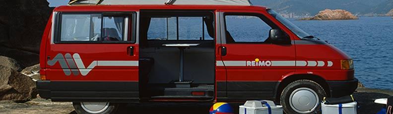 VW T4 Multivan zum Campingbus ausfrüsten