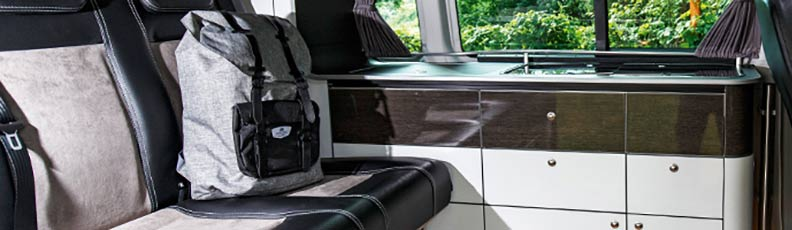 Campervan-furniture for VW T5 & T6