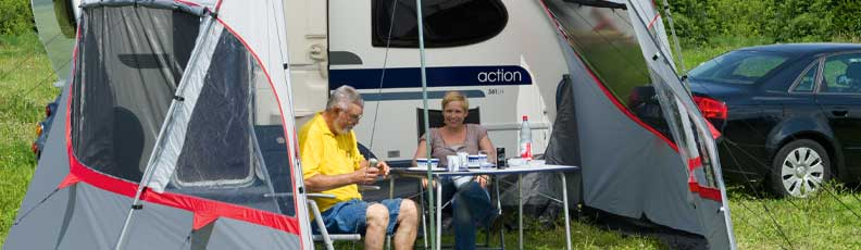 Caravan Awnings, Drive-Away Awnings, Campervan Awnings