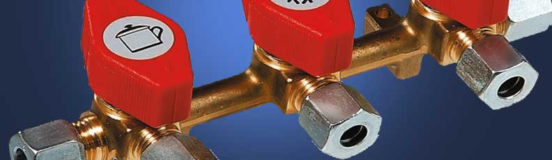 Gas Pipes and Fittings for Caravan, Campervan & Motorhome