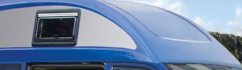 campervan conversions shop roofs for camper vans. Black Bedroom Furniture Sets. Home Design Ideas