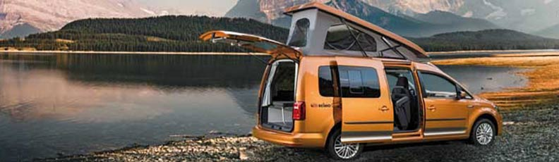 Mini Camper Van Conversion - Camper Van Conversion - Shop