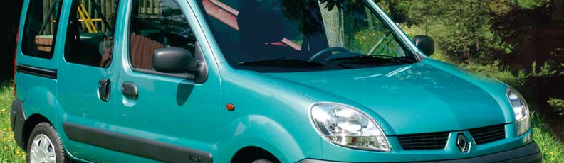 Mini Camper Conversion Renault Kangoo