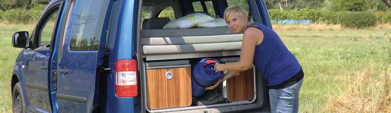 vw caddy active vw caddy campingausbau campingbus ausbau. Black Bedroom Furniture Sets. Home Design Ideas