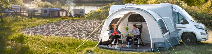 Motorhome Awnings, Awnings for Motorhomes, Drive Away Awnings for Motorhomes