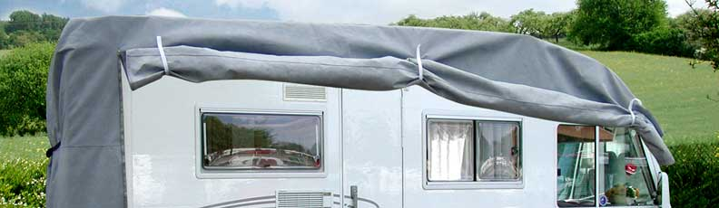 Motorhome Covers - Motorhome Wheel Covers - Motorhome Roof Cover - Camper Covers