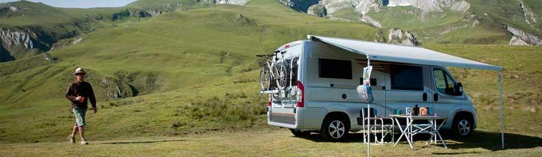 Campingudstyr Markise Campingvogn Autocamper