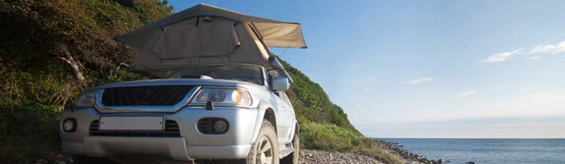 Roof tent, roof top tent, car roof tent
