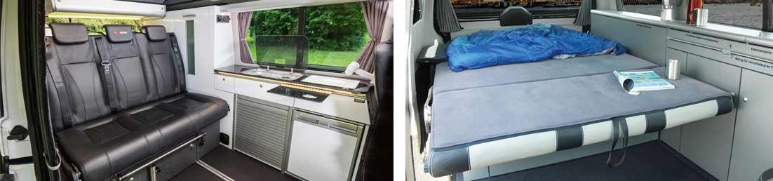 Reimo Campingbus Campingzubehör Campingbus Ausbau Wohnmobile