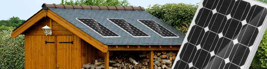 solarstrom für gartenhaus