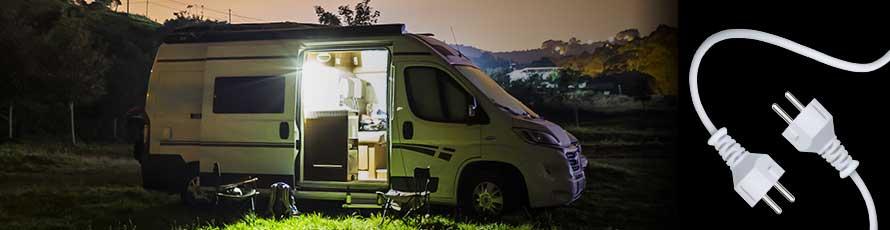 Schema Elettrico Camper : Generatori per camper v impianto elettrico per camper batterie