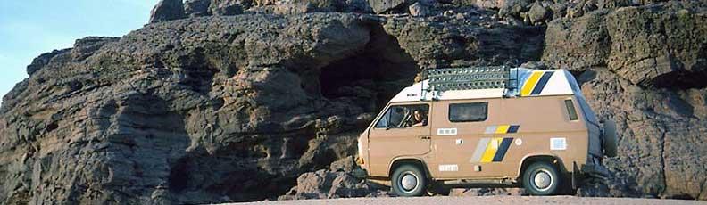 VW T3 Camper Van Conversions - Campervan Conversion - Shop - Reimo
