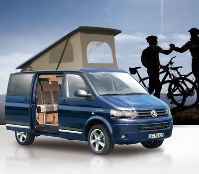 REIMO VW T5 lR Travel Style